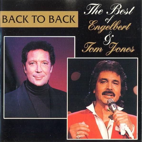 The Best Of Engelbert & Tom Jones - BACK TO BACK - (1989) Recordings 1965 - 1969